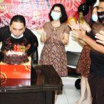 Di Usia Beranjak Dewasa Syukuran HUT Jaya Pos Ke-13 di Tengah Pandemi