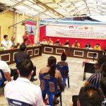 Polres Samosir Selenggarakan Penandatanganan Fakta Integritas Pilkada Damai